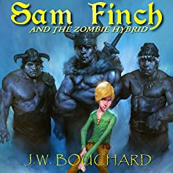 Sam Finch and the Zombie Hybrid
