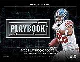 2020 Panini Playbook Football Card MEGA Box
