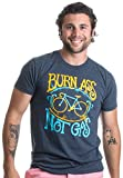 Ann Arbor T-shirt Co. Burn Ass, Not Gas Review and Comparison