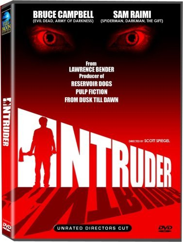 Intruder (Unrated Director