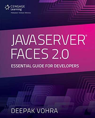 JavaServer Faces 2.0: Essential Guide for Developers (Paperback)-cover