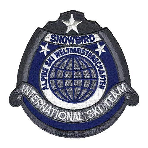 Amazon.com: Parche de equipo de esquí internacional de ...