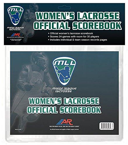 A&R Sports Major League Lacrosse Women's Lacrosse Official -