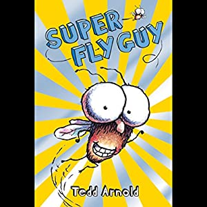 Super Fly Guy! Audiobook