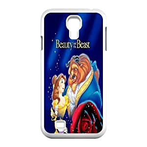 Classic Fashion Beauty and the beast phone Case Cove For SamSung Galaxy S4 Case XXM9134654