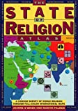 State of Religion Atlas, Joan O'Brien, 0671793764