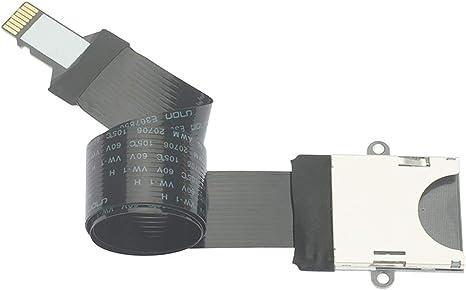 OUSHE - Cable alargador de tarjeta micro SD a SD (15 cm, adaptador ...