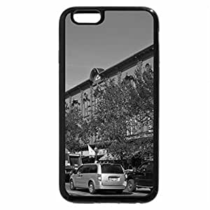 iPhone 6S Case, iPhone 6 Case (Black & White) - Saratoga,N.Y.