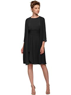 AW Mother of The Bride Dress Plus Size V-Neck Short Sleeve ...