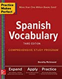 Practice Makes Perfect%3A Spanish Vocabu