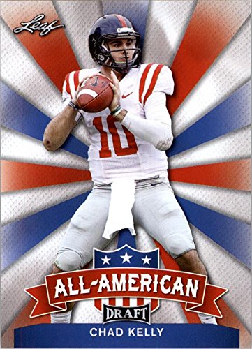reputable site a35f6 9bd7a Chad Kelly Football Card (Mississippi, Denver Broncos) 2017 ...