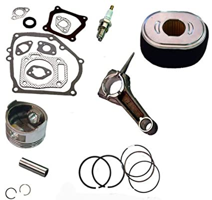 Amazon.com: Honda GX270 9 HP Engine overhaul Kit Fits 9hp ...