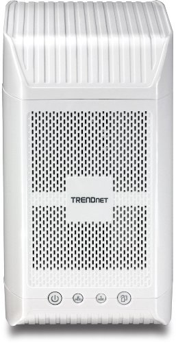 TRENDnet TN-200T1 NAS Windows 8