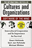 Book cover for Cultures and Organizations: Software of the Mind