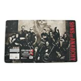 SOA Sons of Anarchy Gang Comfort Mat 18'' x 30'' Official Licensed