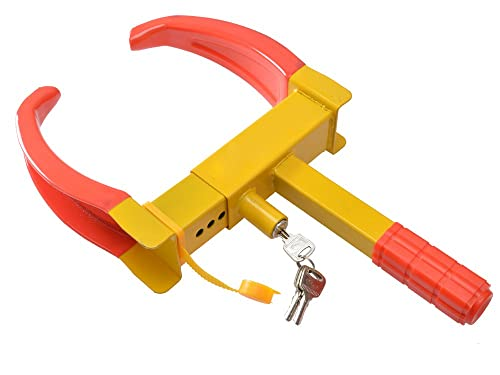 TMS Wheel Lock Clamp Boot Tire Clamp
