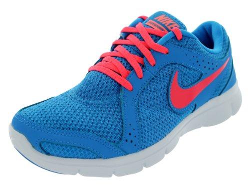 New Nike Flex Experience Courir 2 Bleu / Rose Dames Chaussures De Course Bleu / Rose