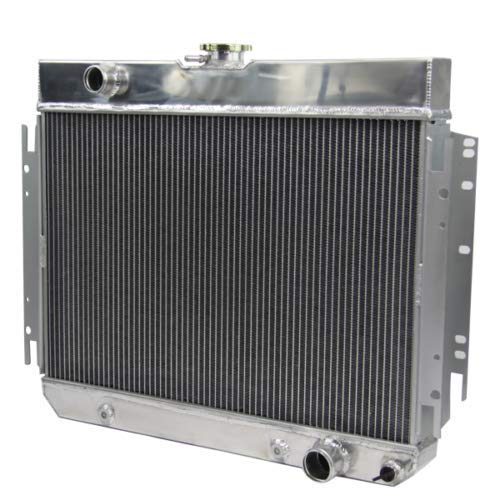 - CoolingCare 4 Row Core Aluminum Radiator for Chevy Chevelle 1964-1967, Caprice 1966-68, Impala 1963-68