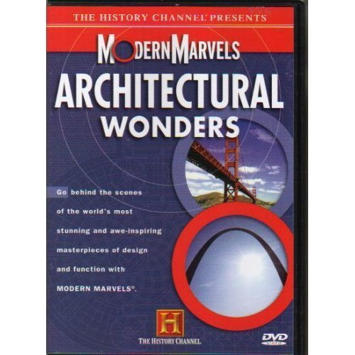 (Golden Gate Bridge & The St. Louis Arch [DVD] (Modern Marvels - Architectural Wonders))