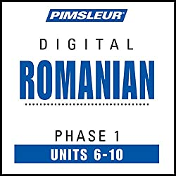 Romanian Phase 1, Unit 06-10
