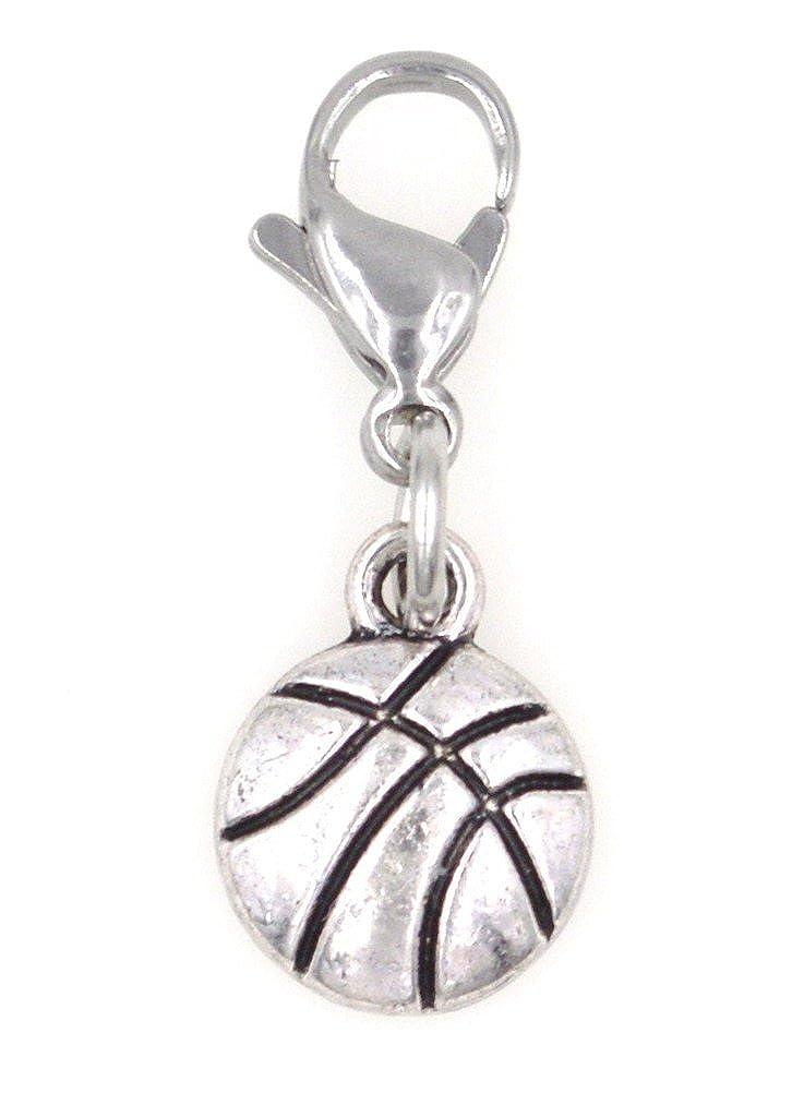 Amazon.com: Mini Baloncesto Deportes Clip en encanto ZC 103B ...