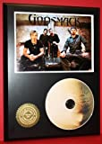 #3: Godsmack Limited Edition Picture Disc CD Collectible Music Display