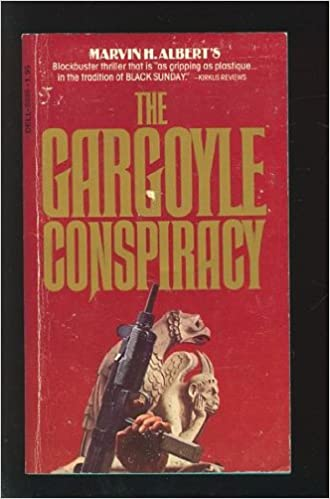 Book The Gargoyle Conspiracy