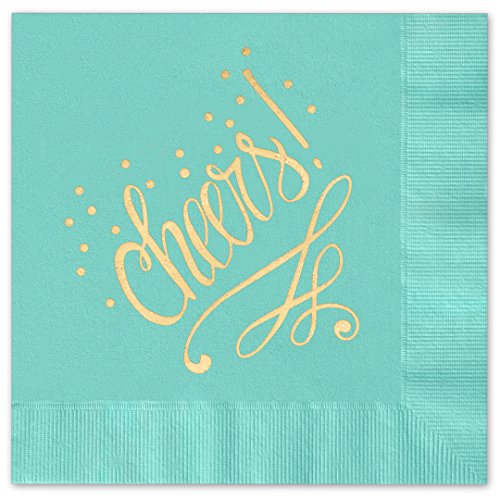 Cheers You Beverage Cocktail Napkins product image