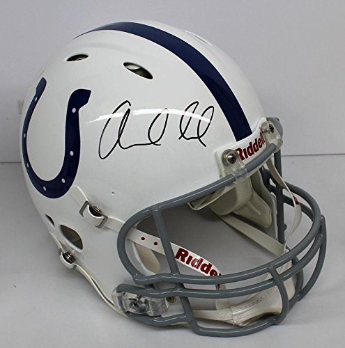 Signed Andrew Luck Helmet - Proline Speed Fs #x11054 - PSA/DNA Certified - Autographed NFL Helmets