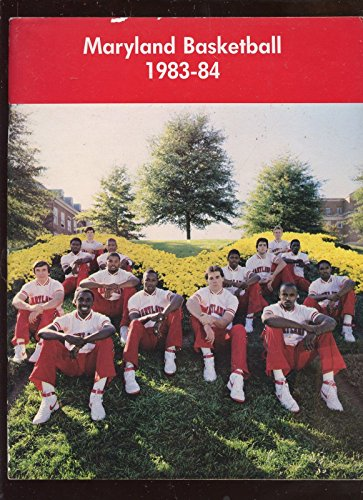1983/1984 NCAA Basketball Yearbook Maryland EX ()