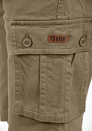 Shorts Homme solid 5409 Cargo Laurus Dune 01wqq5xCv