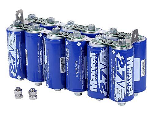 (Maxwell Durablue 16V 1000F Super Capacitor Battery ultracapacitor Solar Power System Home Audio Power Amplifier Hybrid car Battery)