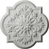 Ekena Millwork CM20BO 20-Inch OD Bonetti Ceiling Medallion