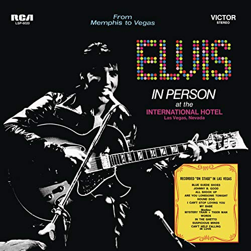 My Babe (Midnight Show - Live at the International Hotel, Las Vegas, NV - August 1969) (Elvis In Person At The International Hotel Vinyl)