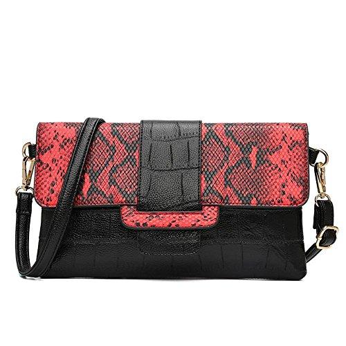 Aoligei Tattoo Female Crocodile Hand Bag Handbag Bag Messenger Bag Baotan D