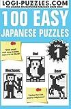 100 Easy Japanese Puzzles, Logi LOGI Puzzles, 1495461297