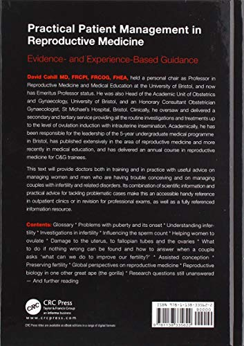 Practical Patient Management in Reproductive Medicine: Evidence- and Experience-Based Guidance - http://medicalbooks.filipinodoctors.org