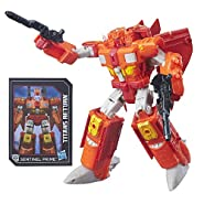 Transformers Generations Titans Return Autobot Infinitus and Sentinel Prime