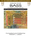 Arias for Bass Complete Package, , 1480328537