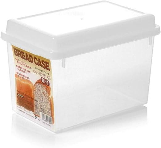 NQ-ChongTian Caja de Alimentos Rectangular Caja de Pan cajón con ...