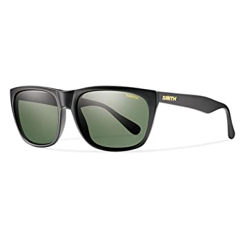 ab3d188bb21 Smith Optics Sunglasses Mens Tioga Archive Black Gray Green TOPP at ...