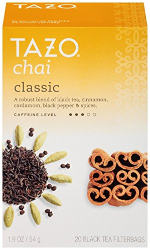 Tazo Filter Bag Chai Count product image
