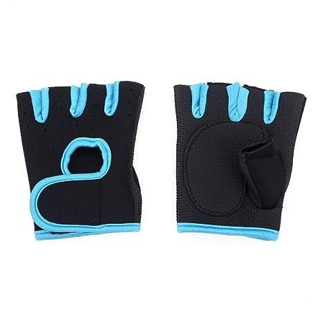 Guantes deportivos Guantes de deporte de fitness, protección total de la palma y agarre extra