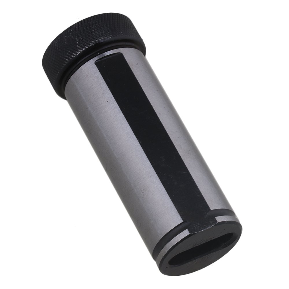 cnbtr 40 Acero Cromado D32/di/ámetro del agujero 10/mm Cono Morse adaptador Holder Conector conductor herramienta para la reducci/ón de broca para taladro torno fresado plateado