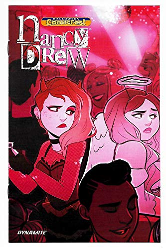 HCF Halloween ComicFest Nancy Drew Mini Comic #1 (Dynamite, 2018) NM ()
