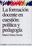 img - for Formacion Docente / Environmental Issues in the Classroom (Spanish Edition) book / textbook / text book