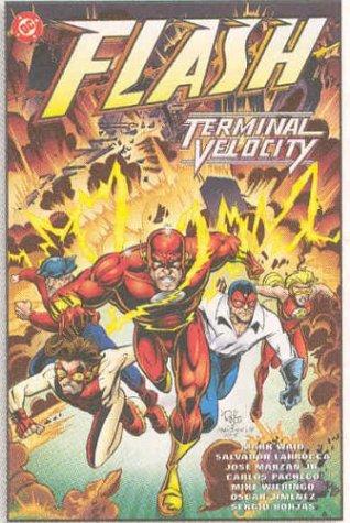 Flash Terminal Velocity DC Comics product image