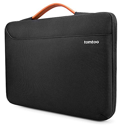 tomtoc 360° Protective Laptop Handle Sleeve Fit Microsoft 13.5