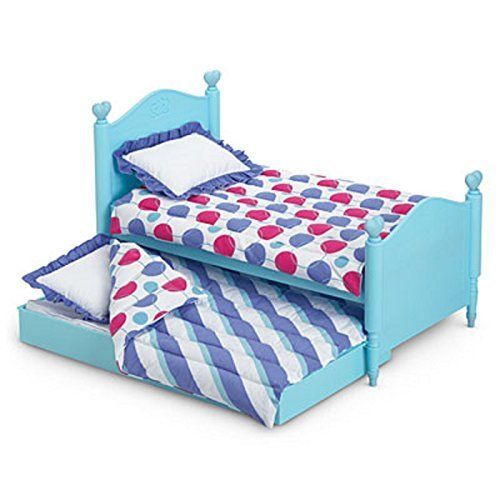 American Girl's Trundle Bed & Bedding American Girl Trundle Bed