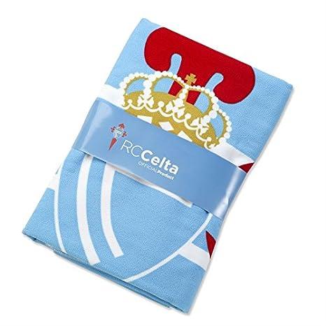 soricastel sl Toalla Oficial Celta DE Vigo 90 X180 CM